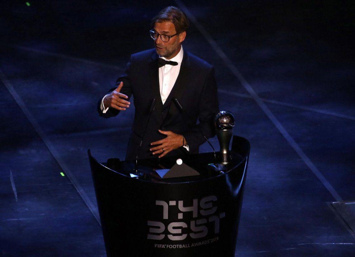 The Best: todos los ganadores