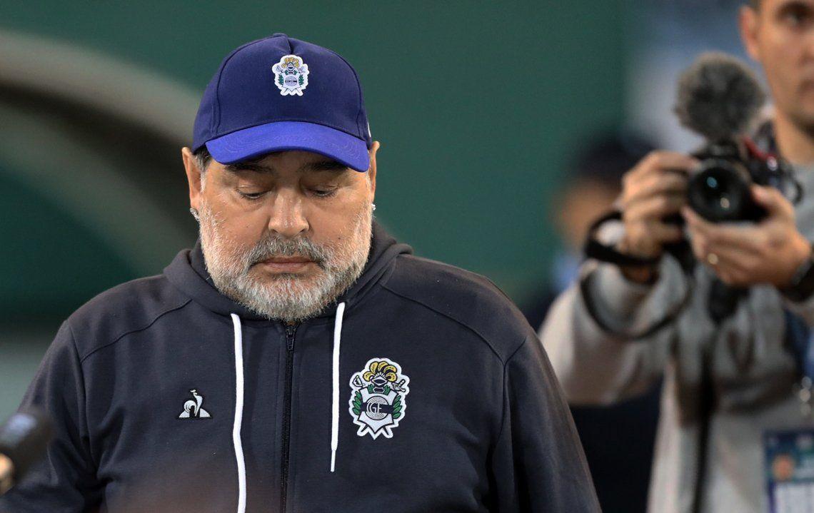 Boca tampoco piensa hacerle un homenaje a Diego Maradona en la Bombonera