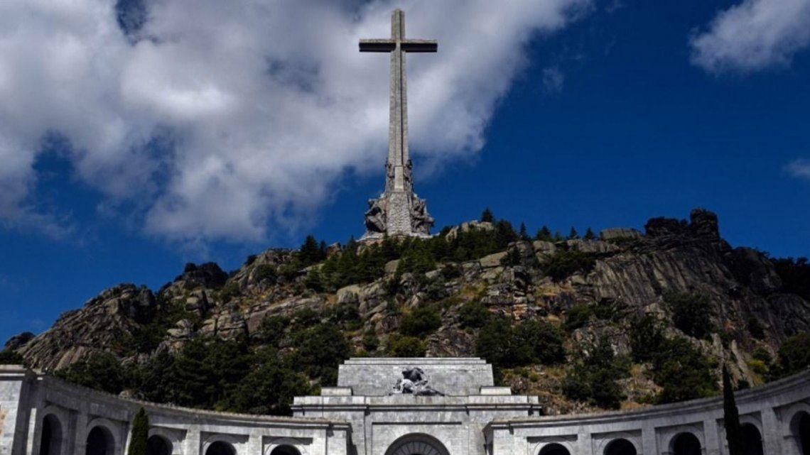 El Tribunal Supremo de España avaló la exhumación de Franco