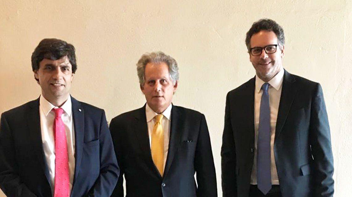Para el FMI fue constructiva la reunión con Macri, Lacunza y Sandleris
