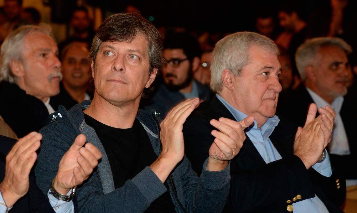 Elecciones en Boca | Mario Pergolini en la presentación de Identidad Xeneize: Quiero ganar la Libertadores, si cambia el voto de la gente es una pena