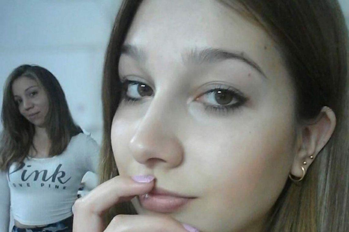 Nahir Galarza publicó fotos en su Facebook y la mandaron a un calabozo de castigo