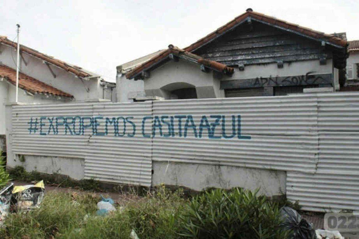 Mar del Plata: expropian el prostíbulo Casita Azul y harán un centro contra la trata