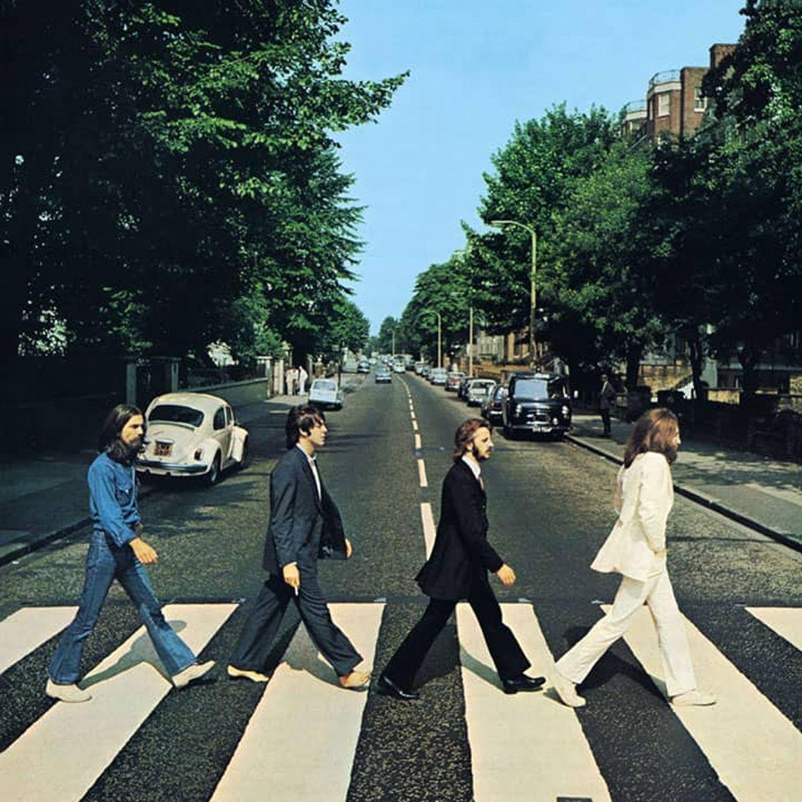 50 años de Abbey Road: el detrás de escena del disco leyenda de The Beatles