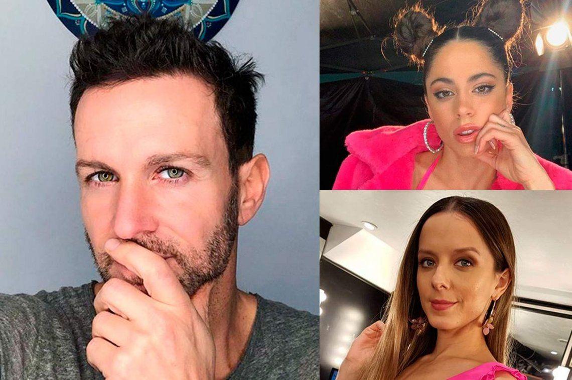 Tini Stoessel difundió un video a favor de Axel pero una panelista de Pampita lo volvió a acusar
