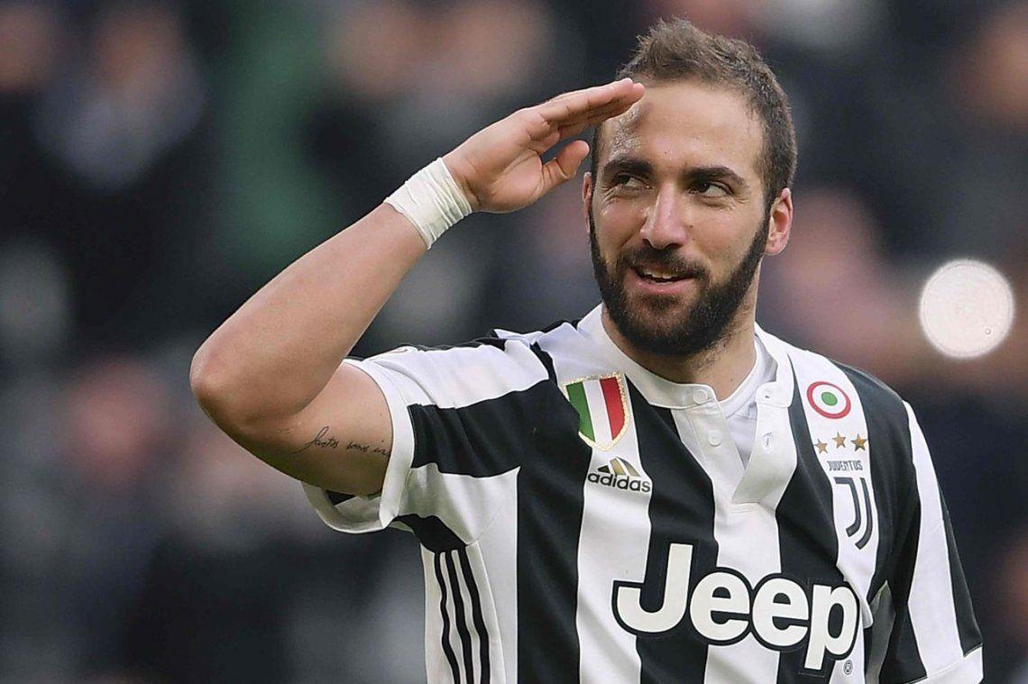 Gonzalo Higuaín termina el contrato con Juventus: ¿vuelve a River en 2021?