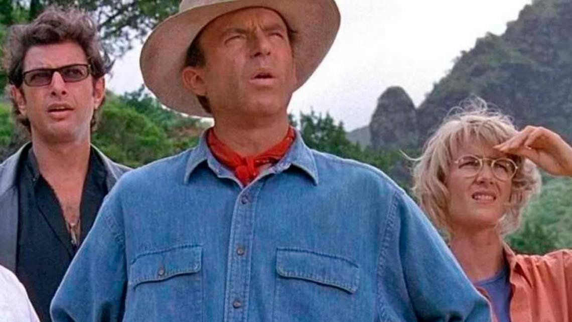 ¡Alegría cinéfila! Laura Dern, San Neill y Jeff Goldblum regresan en Jurassic World 3