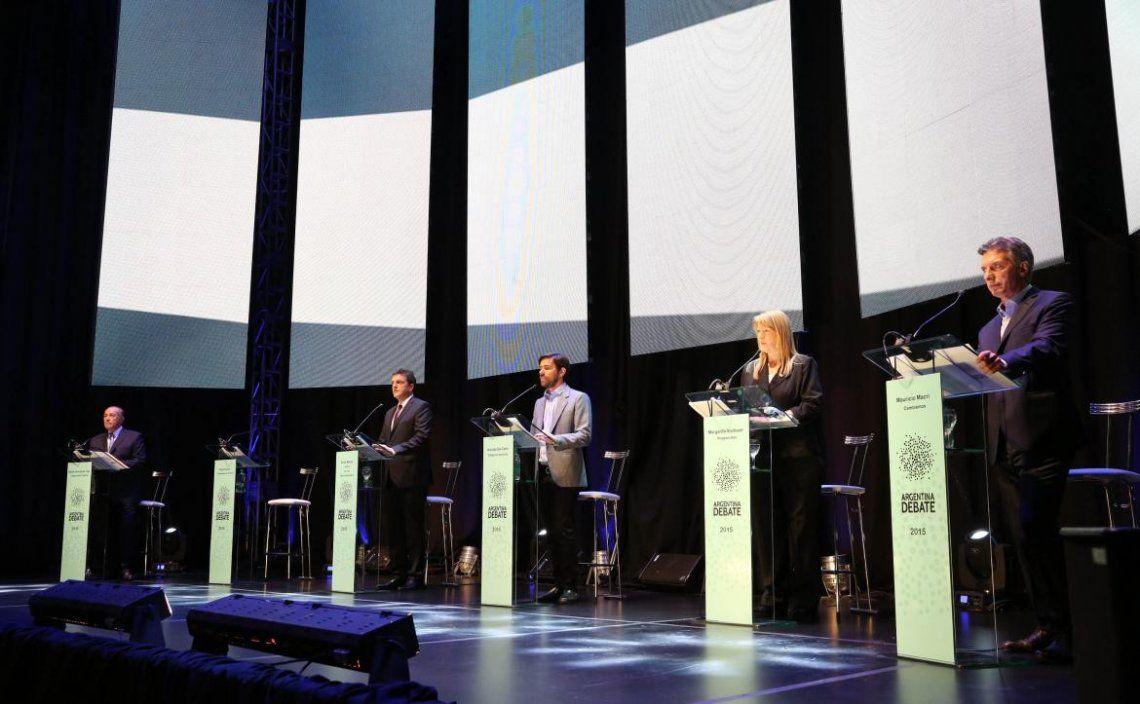 Debate presidencial: la Cámara Nacional Electoral definió espacios, ubicaciones y temáticas