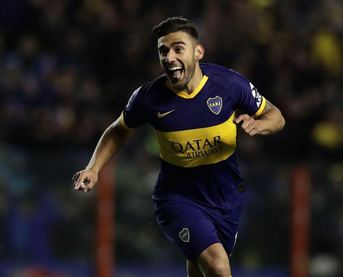Boca piensa en River y Alfaro apura la recuperación de Salvio: ¿llegará al Superclásico de la Copa Libertadores?