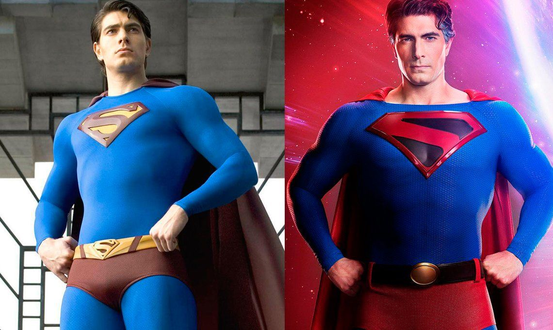 Superman Regresa (otra vez): Brandon Routh vuelve a ponerse el traje para Crisis en tierras infinitas