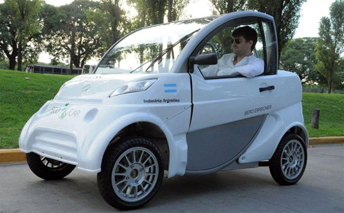 Sero Electric: cómo es el primer auto eléctrico argentino