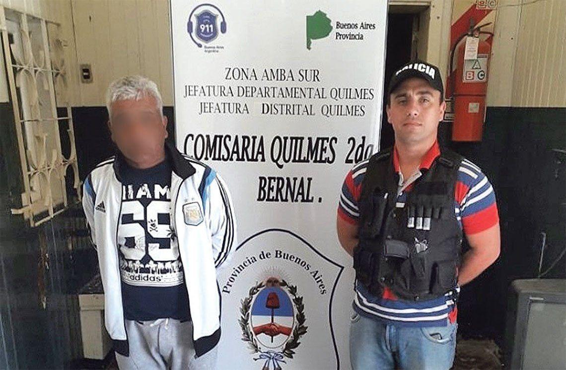Bernal: detienen a un entrenador de fútbol infantil por abusos