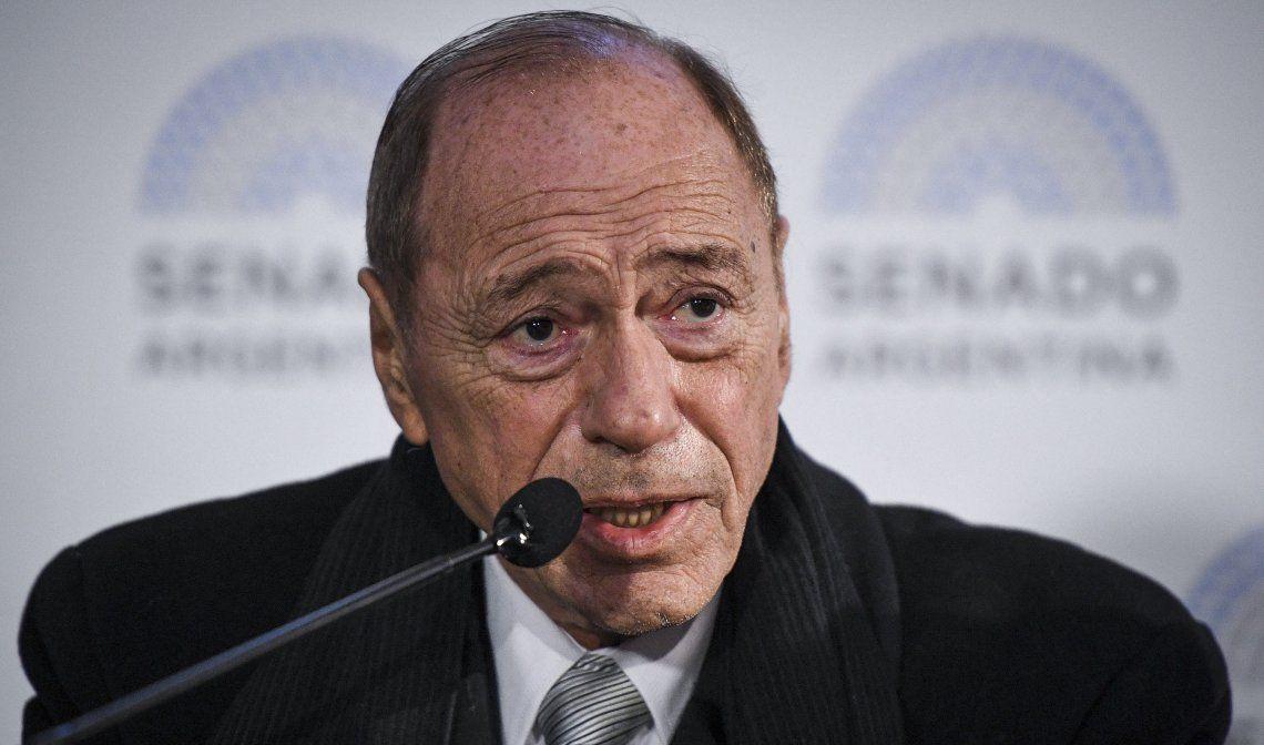 Eugenio Zaffaroni se refirió a una eventual reforma constitucional.