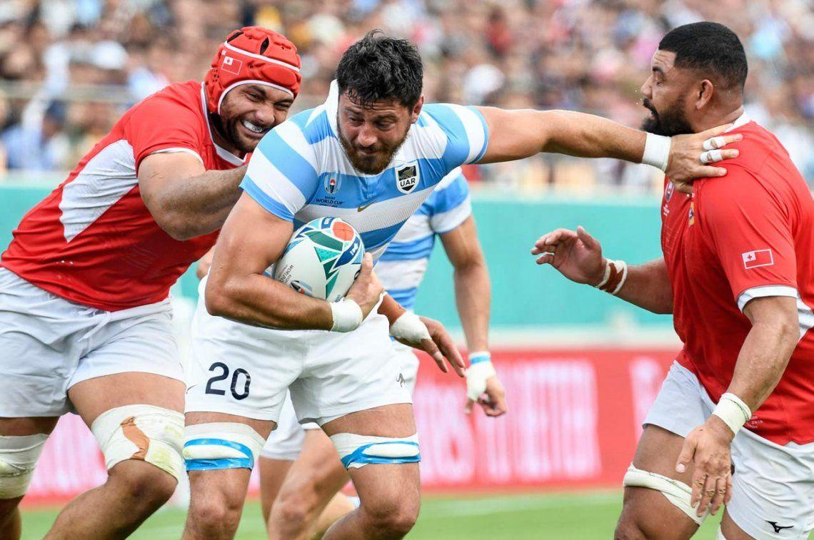 Mundial de Rugby Japón 2019: Argentina le ganó a Tonga y espera a Inglaterra