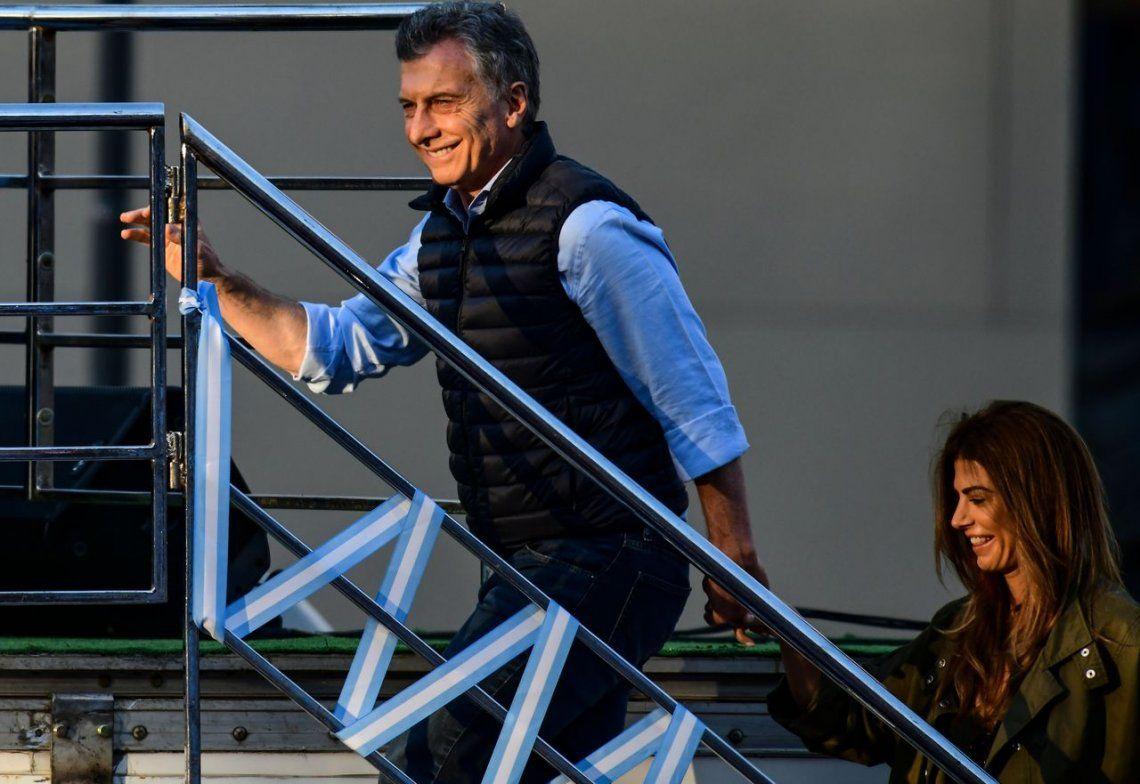 La marcha del Sí se puede: dónde serán los próximos destinos de Macri