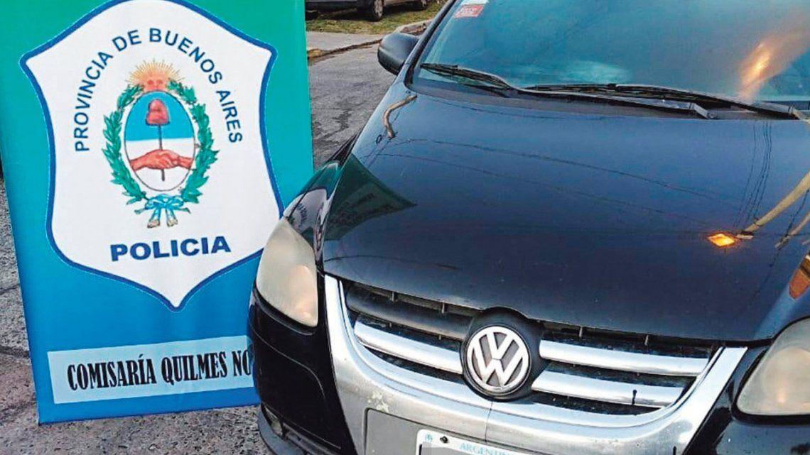 Berazategui: cae una banda que cometía entraderas y robaba autos