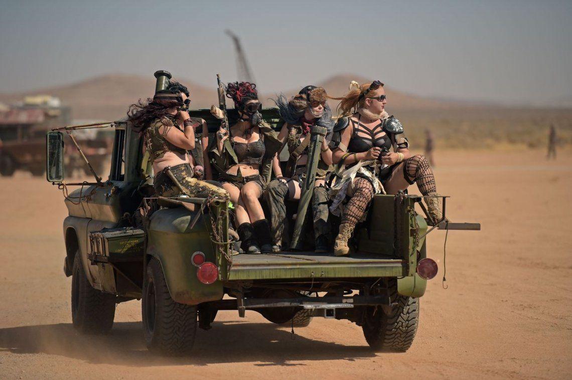 Wasteland: el festival postapocalíptico mas grande del mundo