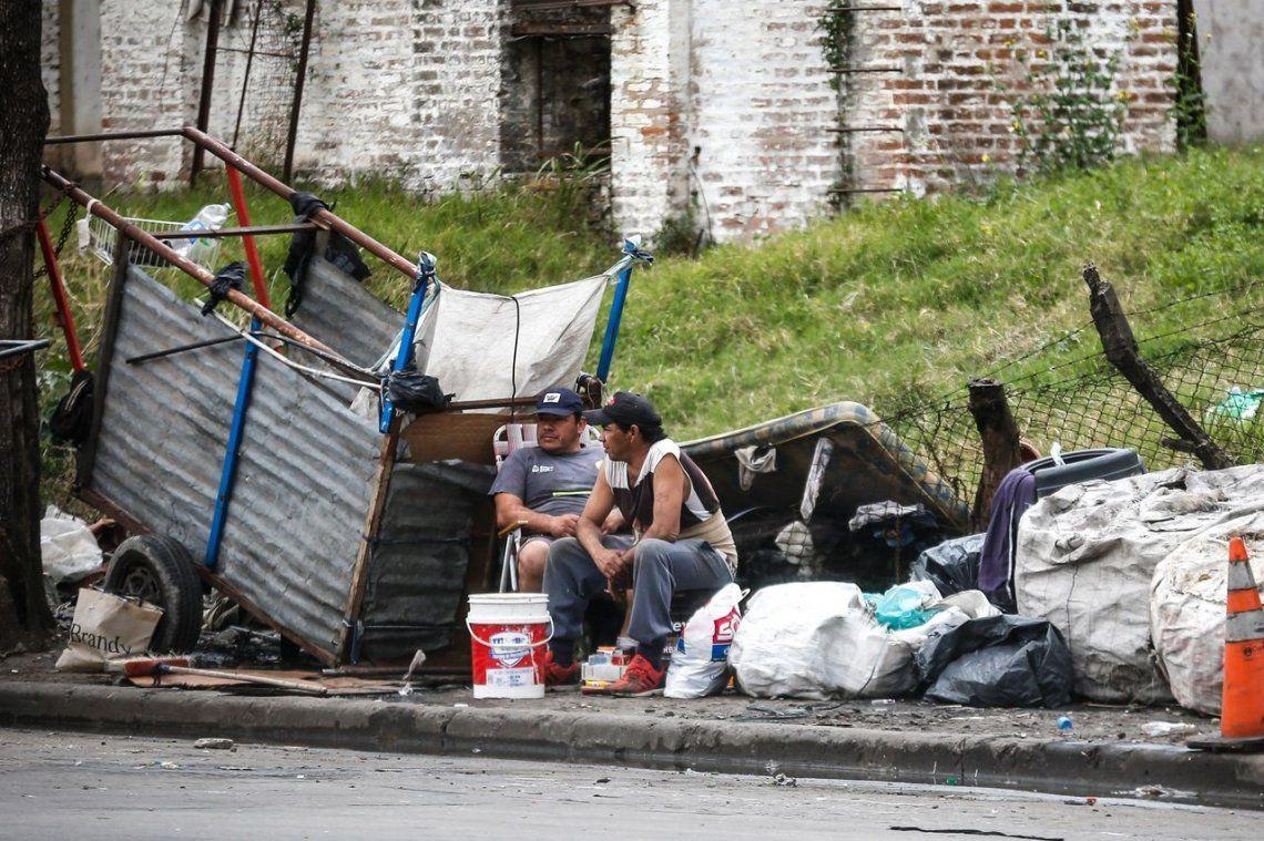 La pobreza llegó a 35,4% en el primer semestre de 2019: el peor índice de la gestión de Macri