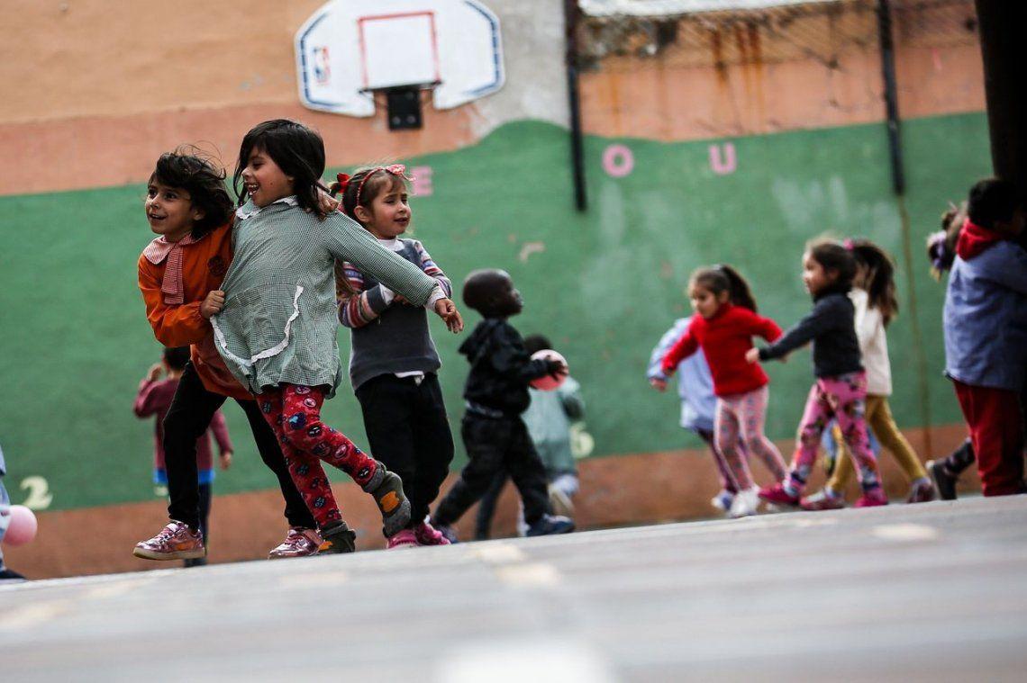 Más de la mitad de los chicos argentinos son pobres