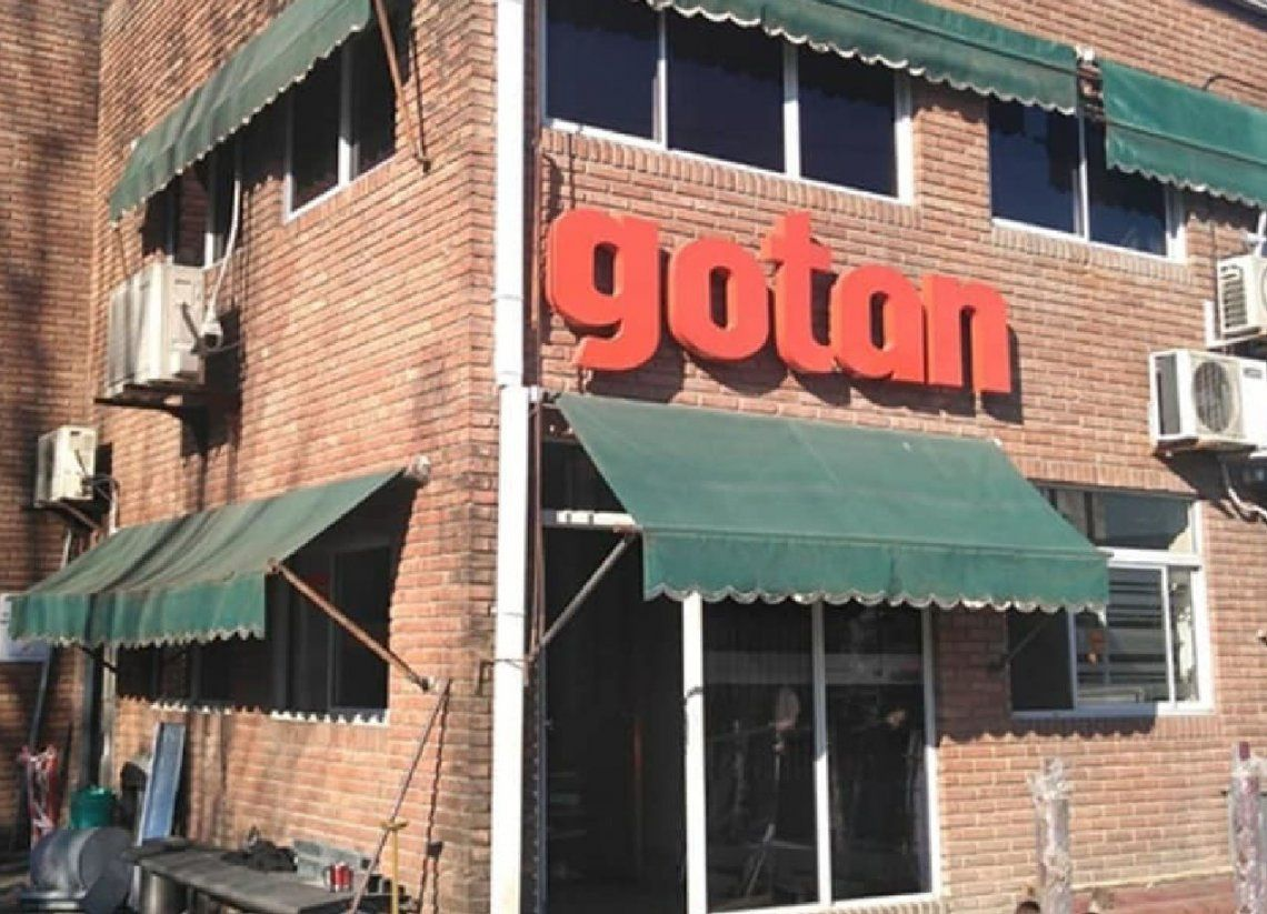 Almirante Brown: Gotan Trading, otra empresa que cerró en el Parque Industrial de Burzaco