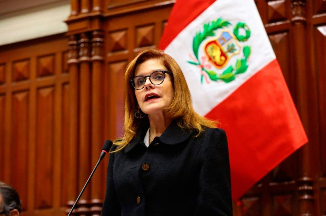 Perú: ahora el Congreso suspendió a Vizcarra y nombró a una nueva presidenta