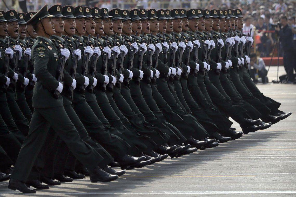En fotos | Con un megadesfile, China celebra 70 años de comunismo