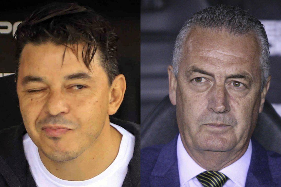 River - Boca:  los 11 titulares que eligieron Gallardo y Alfaro para el clásico por la Libertadores