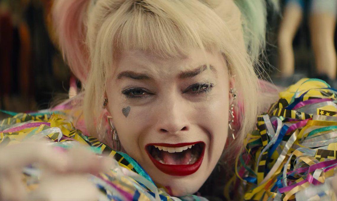 Birds of Prey: el trailer nos prepara para la fantabulosa emancipación de Harley Quinn