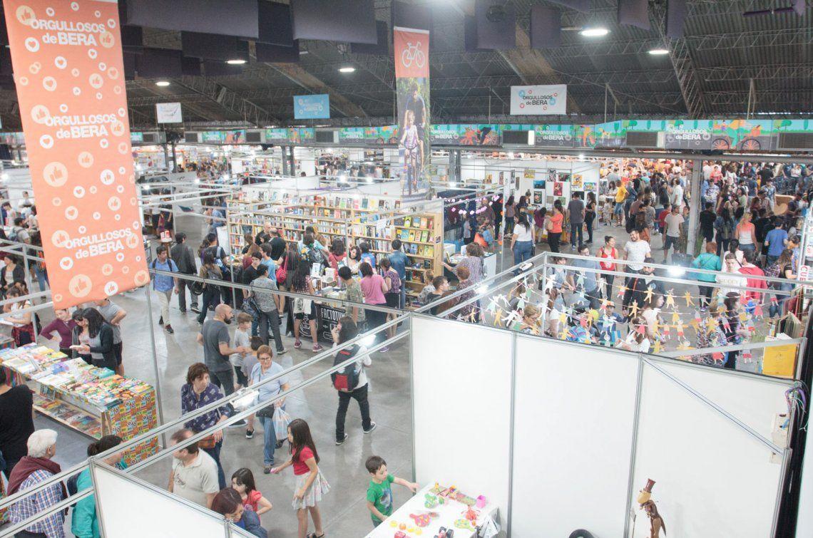 Berazategui será escenario de una de las cinco ferias del libro más importantes del país.