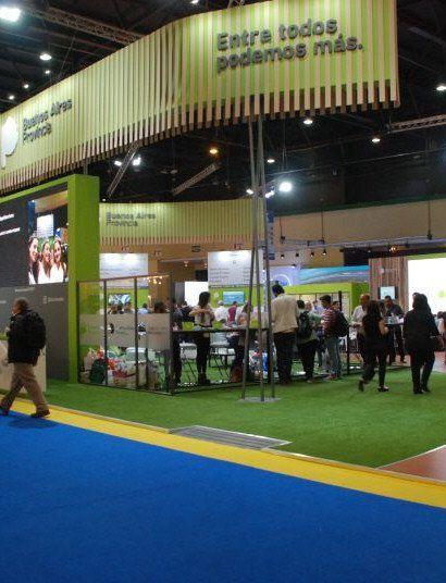 Quilmes, en Feria Internacional de Turismo de América Latina