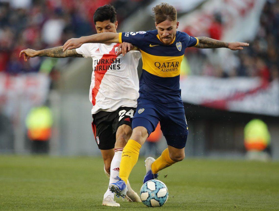 River - Boca, por la Semifinal de la Copa Libertadores 2019: el Millonario le ganó a 2-0 al Xeneize y definen en la Bombonera