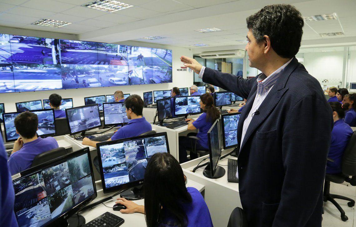 Centro de Monitoreo Urbano