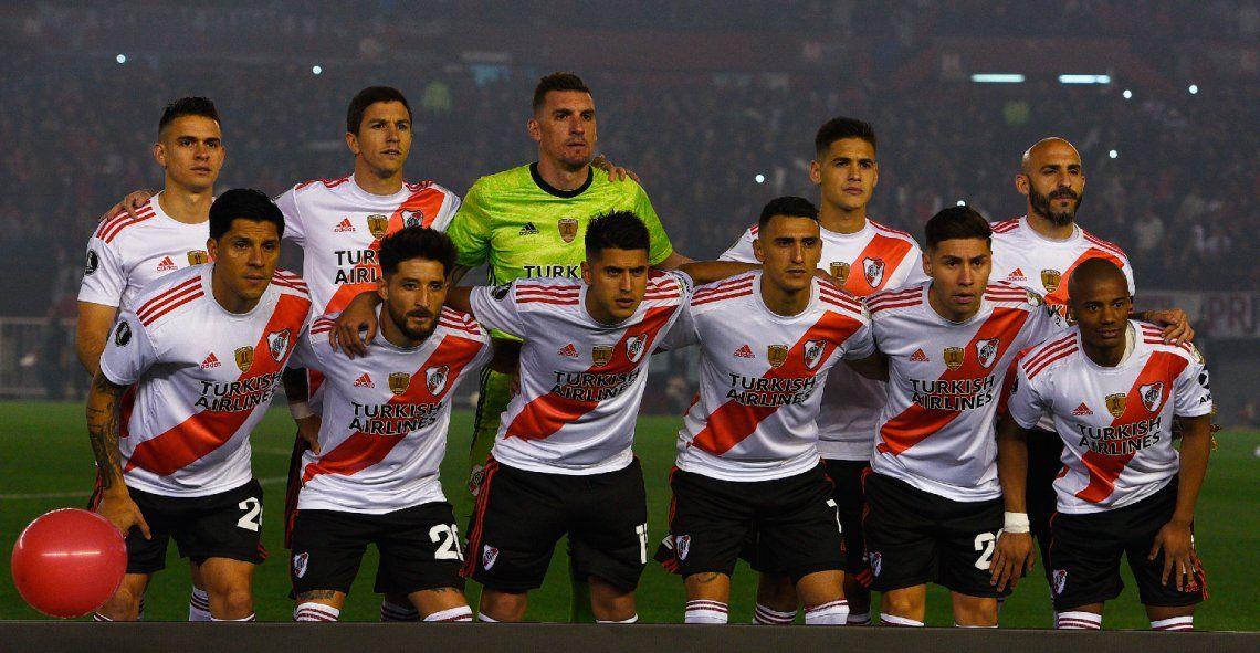 River-Almagro: el Muñeco Gallardo pondrá su once de gala por Copa Argentina