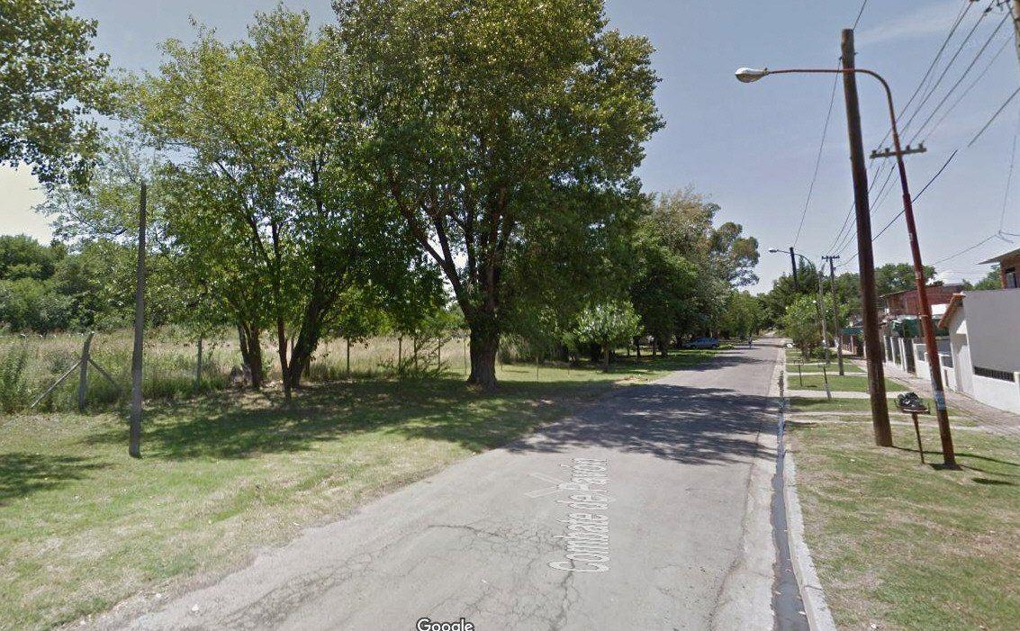 El tramo de Combate de Pavón que se transformará en una avenida.