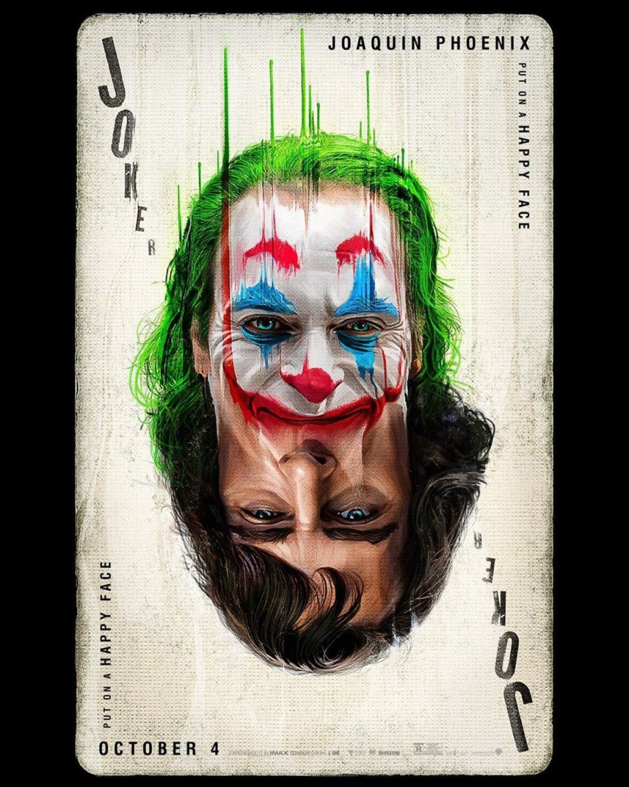 Guasón: todos los pósters del estreno más esperado
