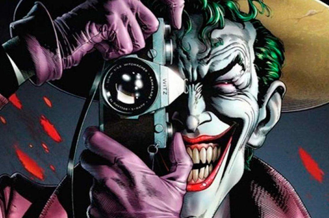 Duda existencial: ¿Por qué le dicen Guasón al Joker?