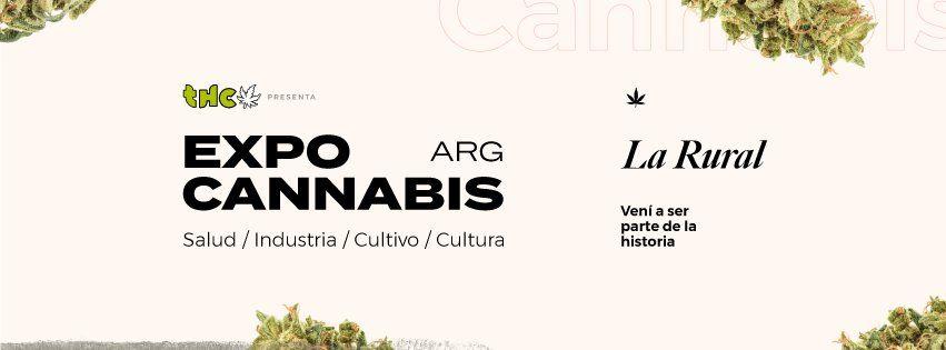 Expo Cannabis en La Rural