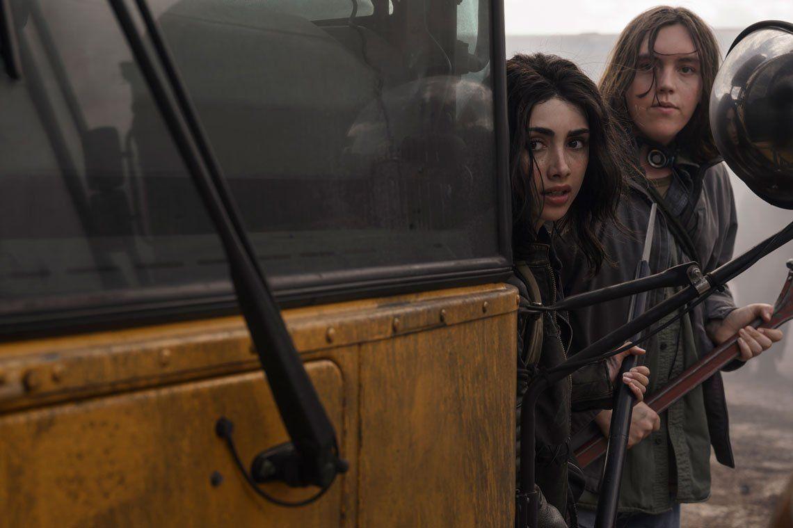 The Walking Dead:otra camada de sobrevivientes asoma en las primeras imágenes de un nuevo spin off