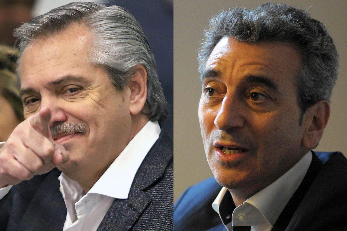 Alberto Fernández y Florencio Randazzo volvieron a encontrarse en medio de los rumores sobre quienes podrían ocupar un hipotético futuro gabinete