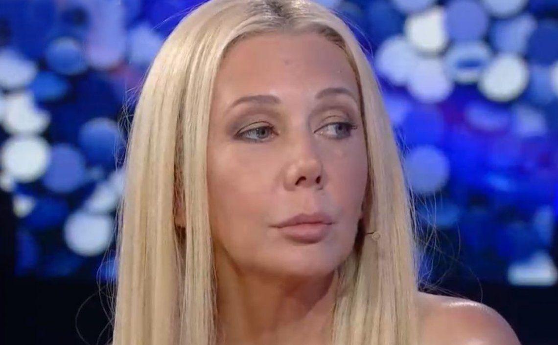 Mariana Nannis le pondría un bozal legal a su propio hijo Axel Caniggia
