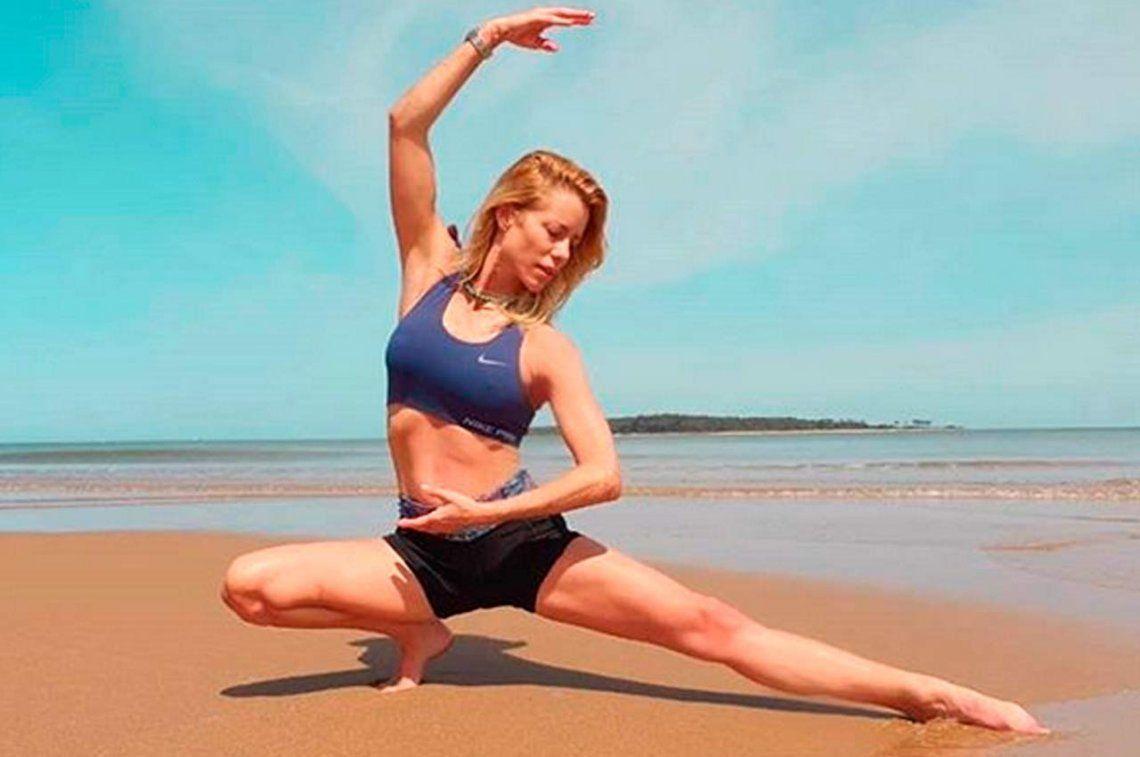 Videos: Nicole Neumann y su infartante producción en ropa interior