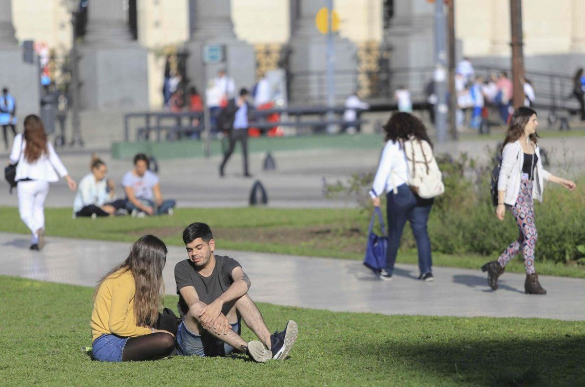 ¿Cómo estará el clima este martes en Buenos Aires?