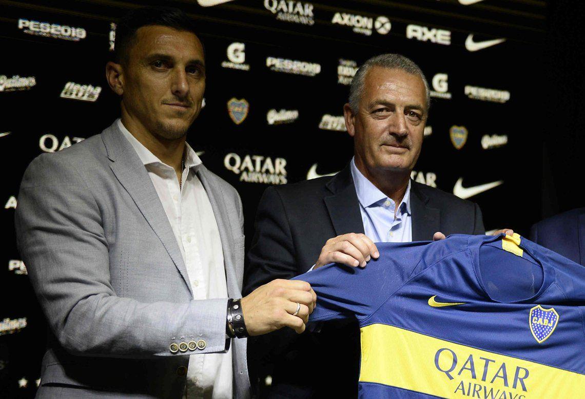 Boca Juniors: Nicolás Burdisso renuncia a su puesto de director deportivo