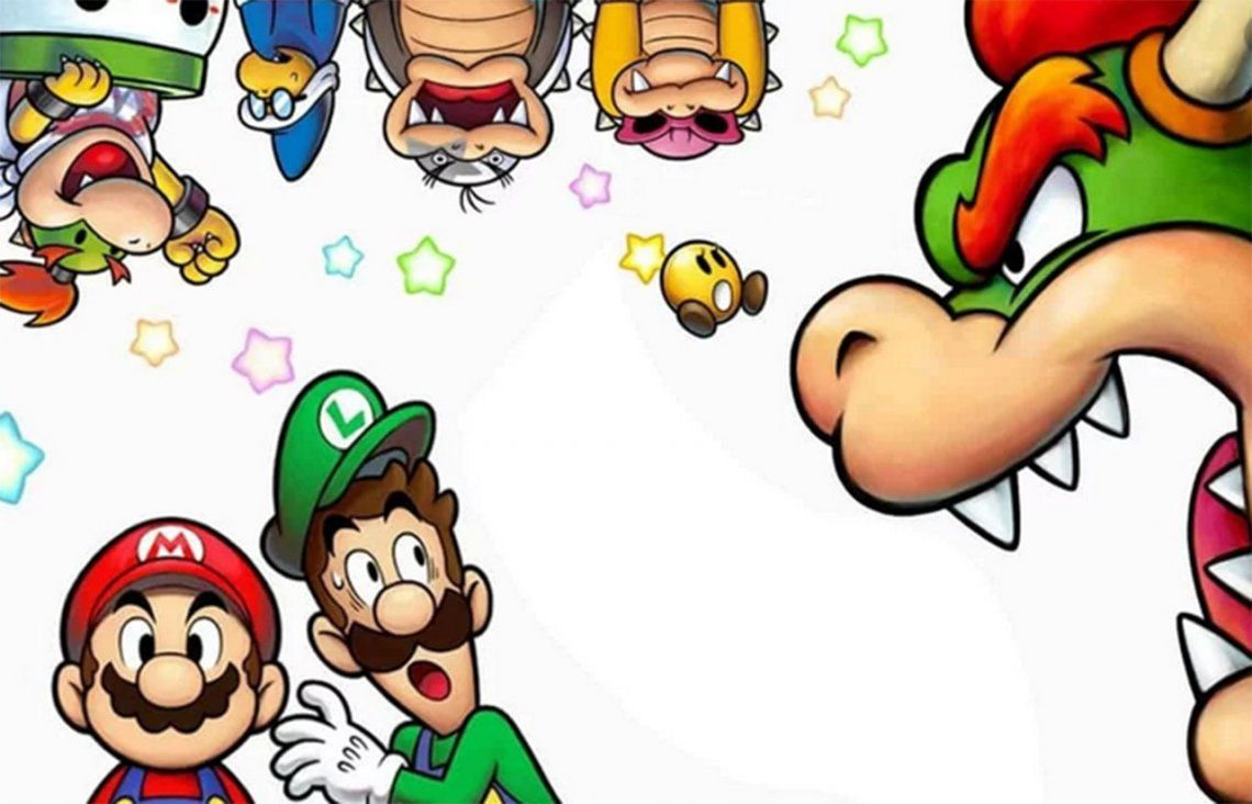 El padre de Mario & Luigi, al borde de la bancarrota