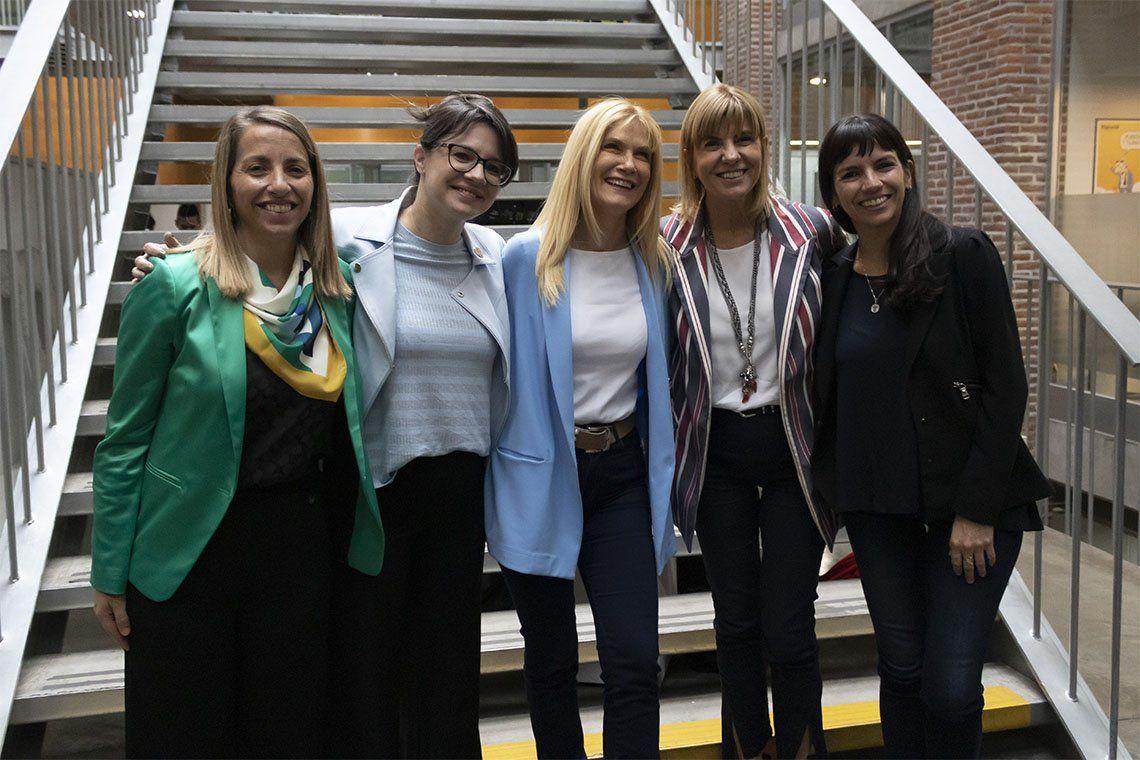 Frente de Todos: encuentro de mujeres vicegobernadoras electas y candidatas para debatir los desafíos de las gestiones