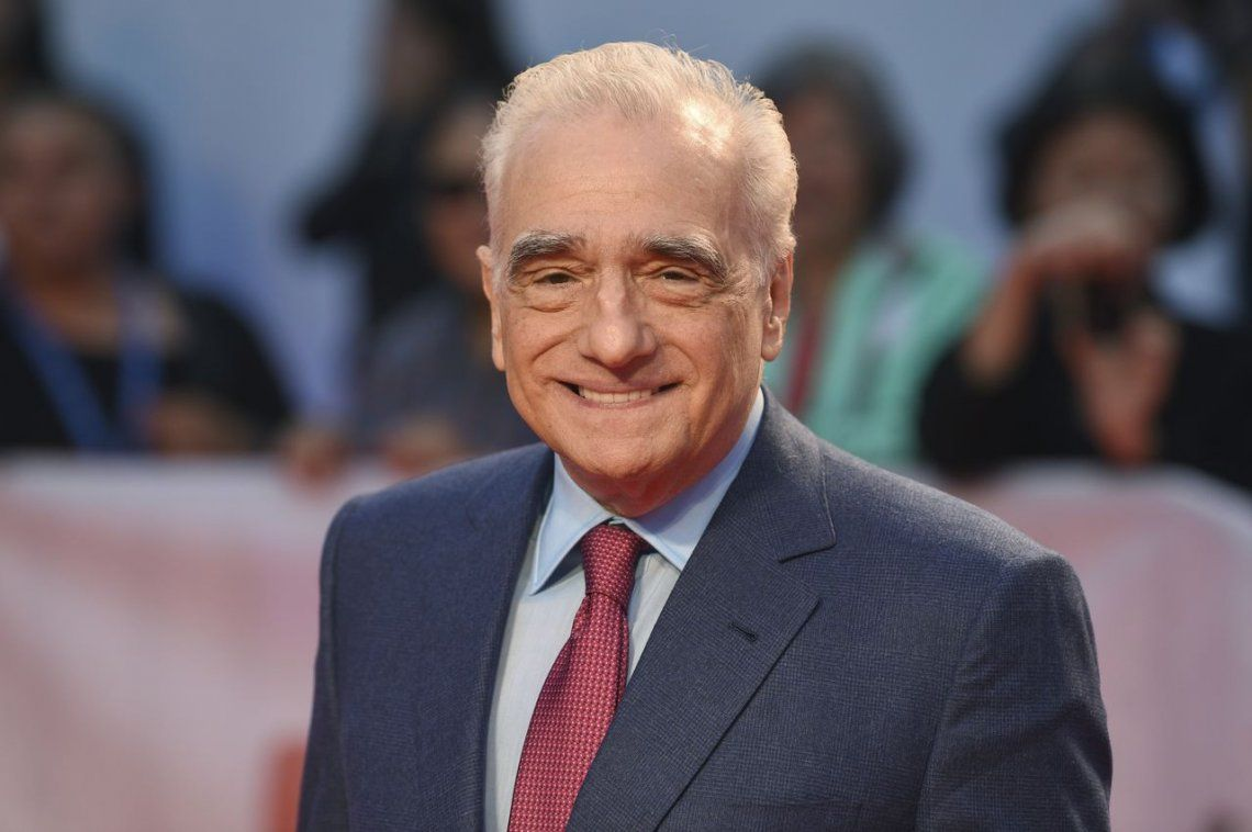 Martin Scorsese: La desesperación me llevó a trabajar con Netflix