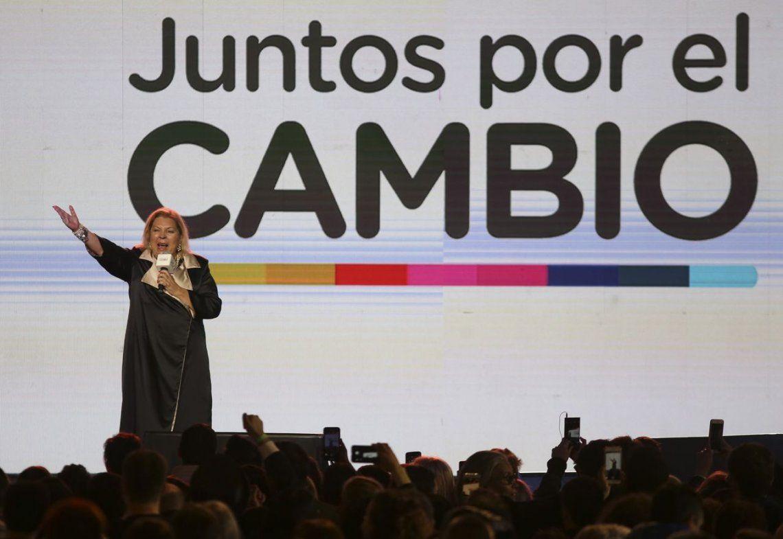 Elecciones 2019 | Elisa Carrió reveló la estrategia de Juntos por el Cambio: A las 6 nosotros vamos a decir ganamos, aunque no sabemos si ganamos