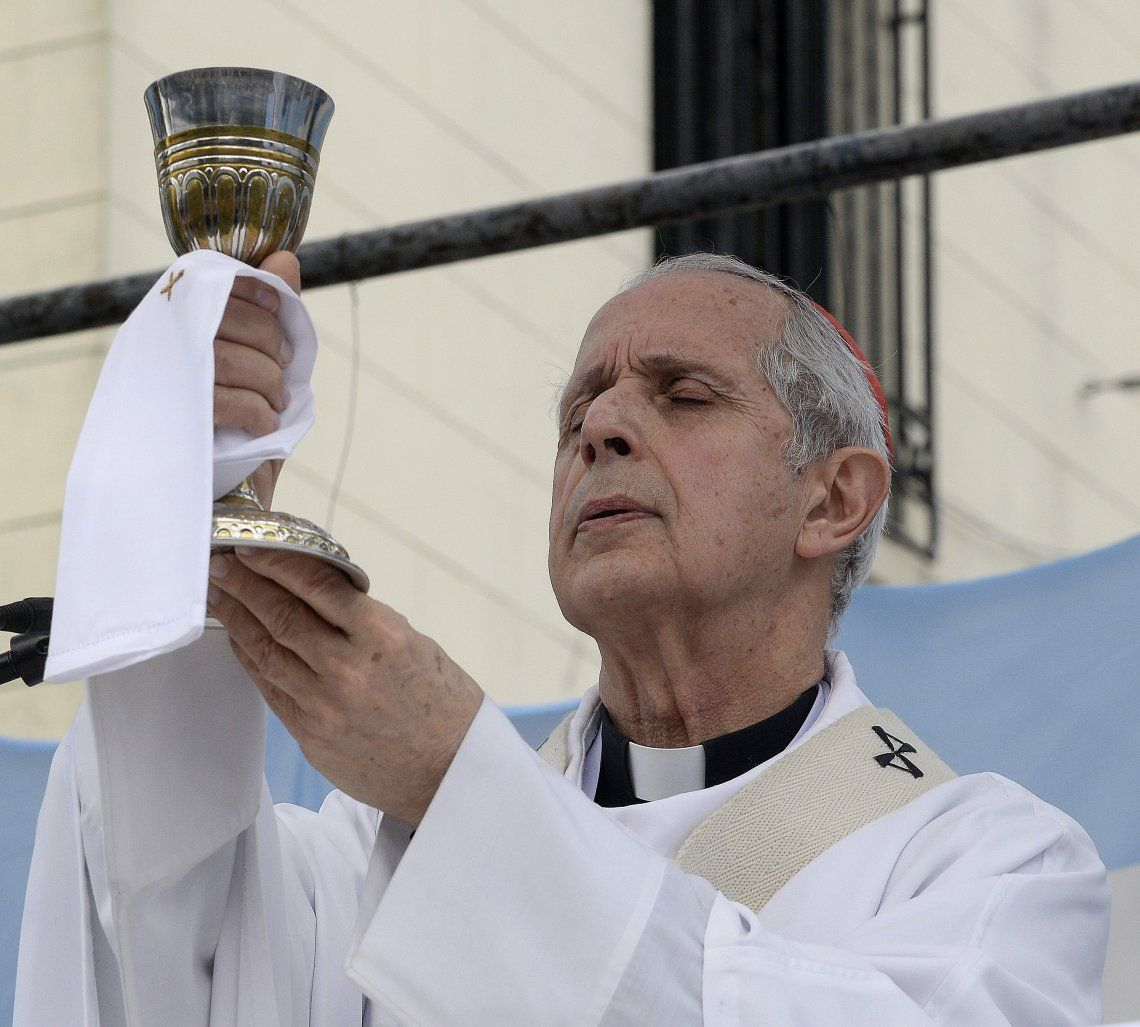 Monseñor Poli encabezará la misma central de mañana en Luján.