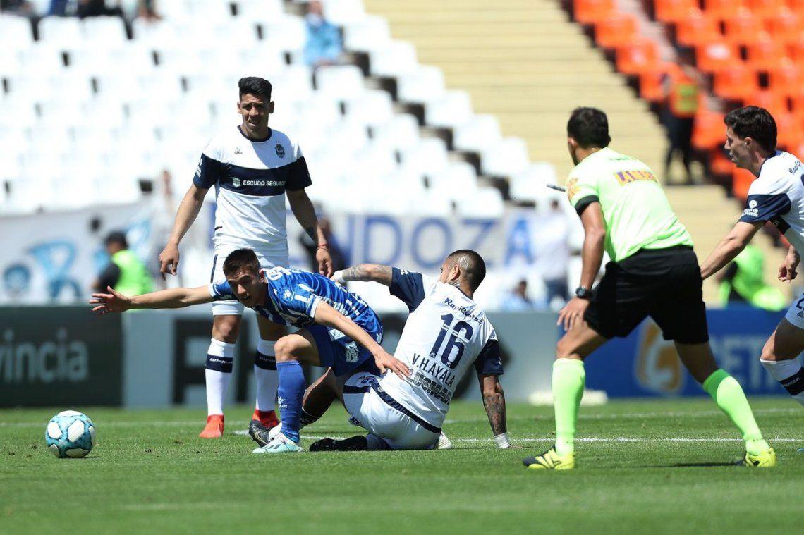 Esta vez entraron todas: los goles del triunfo del Gimnasia de Maradona ante Godoy Cruz