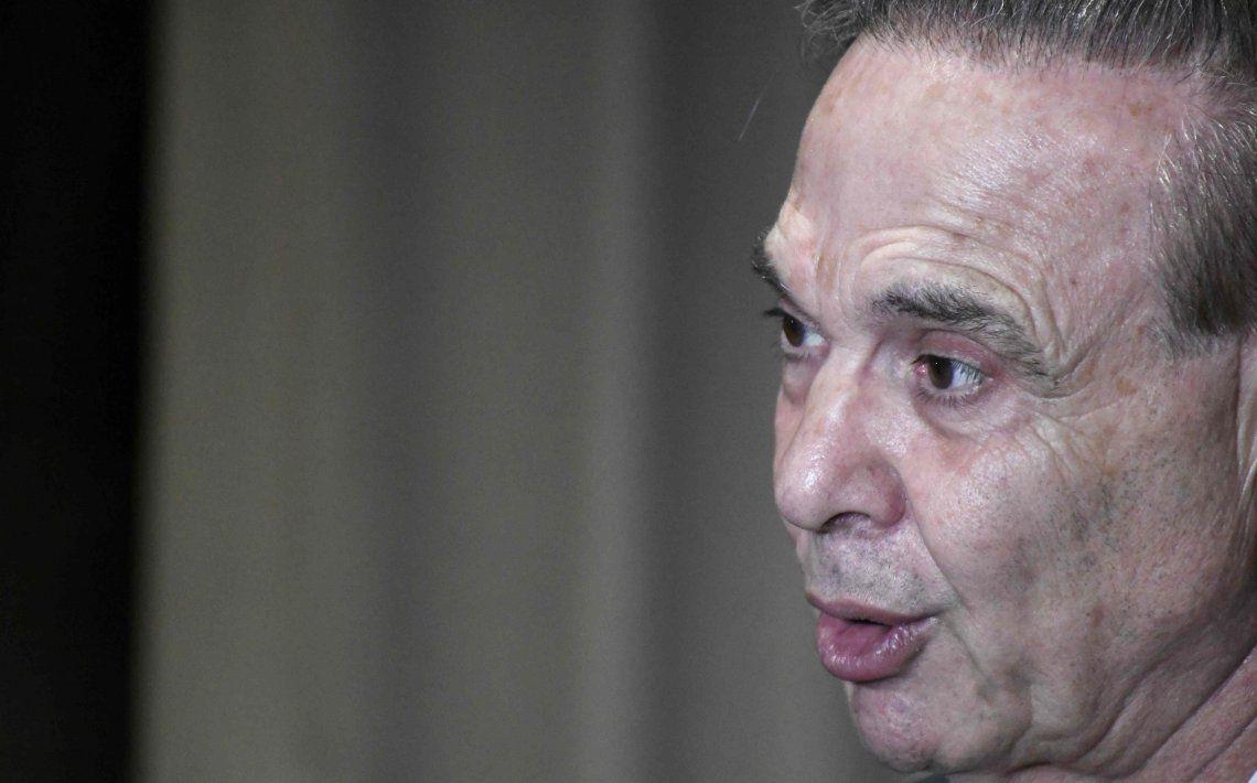 Pichetto dijo que el peronismo está haciendo campaña hacia adentro.